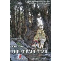 Kate Clow Wandelgids The St Paul Trail Turkey