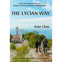 Kate Clow Wandelgids The Lycian Way