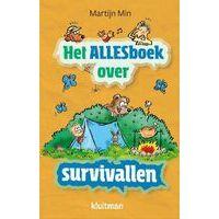 Kluitman Het Allesboek Over Survivallen