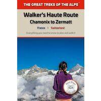 Knife Edge Wandelgids Walker's Haute Route Chamonix - Zermatt