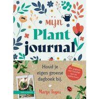 KNNV Uitgeverij Mijn Plant Journal - Houd Je Eigen Groene Dagboek