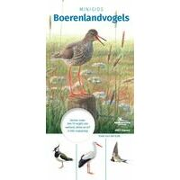 KNNV Uitgeverij Minigids Boerenlandvogels