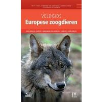 KNNV Uitgeverij Veldgids Europese Zoogdieren