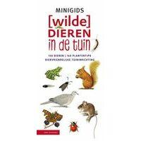 KNNV Uitgeverij (Wilde) Dieren In De Tuin Minigids