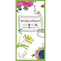 KNNV Uitgeverij Wildplukkaart (over Oogsten En Vindplaatsen)