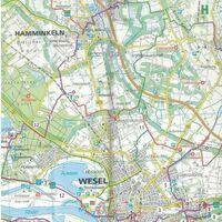 Kompass Fietskaart 3061 Hünsrück, Obere Nahe