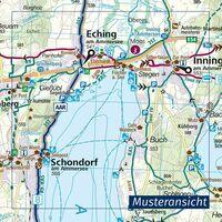 Kompass Fietskaart 3313 Elbe-Weser-Dreieck