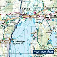 Kompass Fietskaart 3340 Bremen - Oldenburg