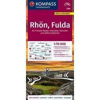 Kompass Fietskaart 3356 Rhön - Fulda