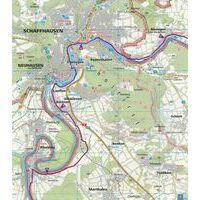 Kompass Fietskaart 7012 Rheinradweg Deel 2 Mannheim - Keulen