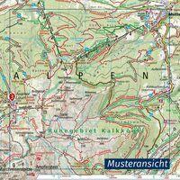 Kompass Wandelkaart 110 Valle Maggia - Val Verzasca