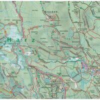 Kompass Wandelkaart 187 Oberschwaben - Isny