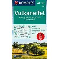 Kompass Wandelkaart 837 Vulkaneifel
