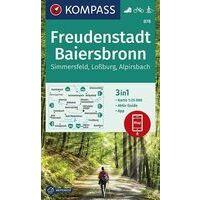 Kompass Wandelkaart 878 Freudenstadt - Baiersbronn
