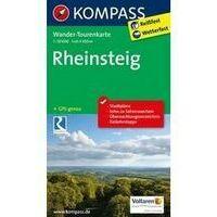 Kompass Wandelkaart 2503 Rheinsteig 1:50.000