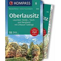 Kompass Wandelgids 5253 Oberlausitz