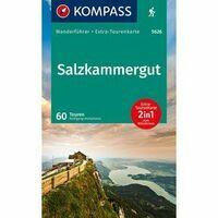 Kompass Wandelgids 5626 Salzkammergut