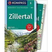 Kompass Wandelgids 5631 Zillertal