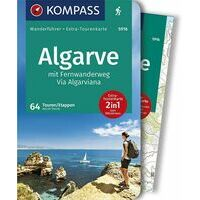 Kompass Wandelgids 5916 Algarve Mit Via Algarviana