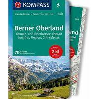 Kompass Wandelgids 5925 Berner Oberland