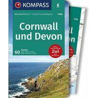 Kompass Wandelgids 5986 Cornwall - Devon
