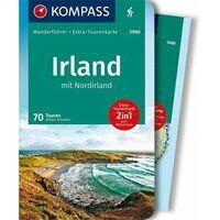 Kompass Wandelgids 5988 Irland - Ierland - Noord-Ierland
