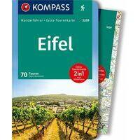 Kompass Wandelgids 5209 Eifel