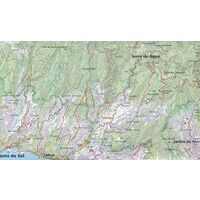 Kompass Wandelkaart 234 Madeira