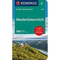 Kompass Wanderbuch 1637 Niederösterreich