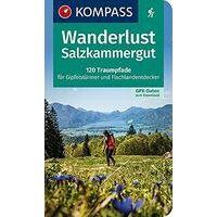 Kompass Wanderlust Salzkammergut