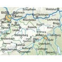 Kummerly En Frey Fietskaart 4 Basel