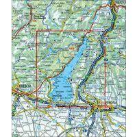 Kummerly En Frey Outdoorkarte 07 Gardameer 1:50.000