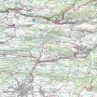 Kummerly En Frey Fietskaart 22 Berner Oberland Oost