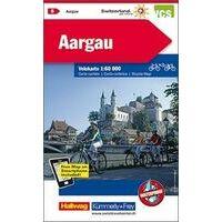 Kummerly En Frey Fietskaart 5 Aargau
