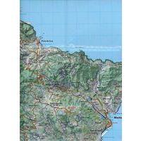 Kummerly En Frey Outdoorkaart Madeira 1:40.000