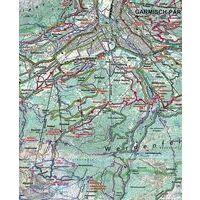Kummerly En Frey Outdoorkarte 15 Dachstein