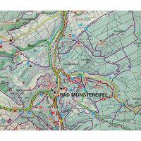 Kummerly En Frey Outdoorkarte 19 NP Eifel Ahrtal 1:35.000