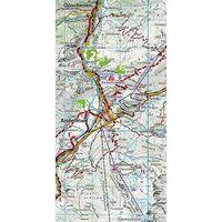 Kummerly En Frey Wandelkaart 30 Thunersee - Adelboden - Kandersteg