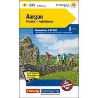 Kummerly En Frey Wandelkaart 5 Aargau
