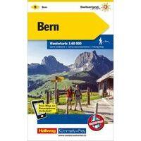 Kummerly & Frey Wandelkaart 9 Bern