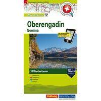 Kummerly En Frey Wandelkaart 7 Oberengadin