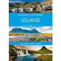 Lannoo Autoboek IJsland On The Road