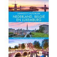 Lannoo Autoboek Nederland, België En Luxemburg