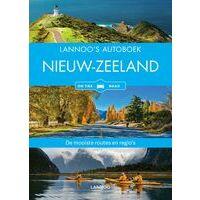 Lannoo Autoboek Nieuw-Zeeland On The Road