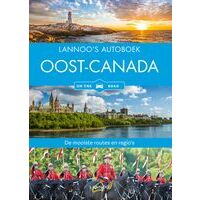 Lannoo Autoboek Oost-Canada On The Road
