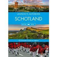 Lannoo Autoboek Schotland On The Road