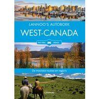 Lannoo Autoboek West-Canada On The Road