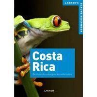 Lannoo Blauwe Reisgids Costa Rica