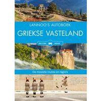 Lannoo Lannoo's Autoboek Griekse Vasteland On The Road
