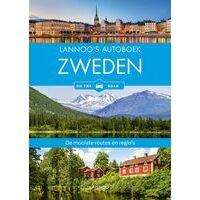Lannoo Lannoo's Autoboek Zweden On The Road